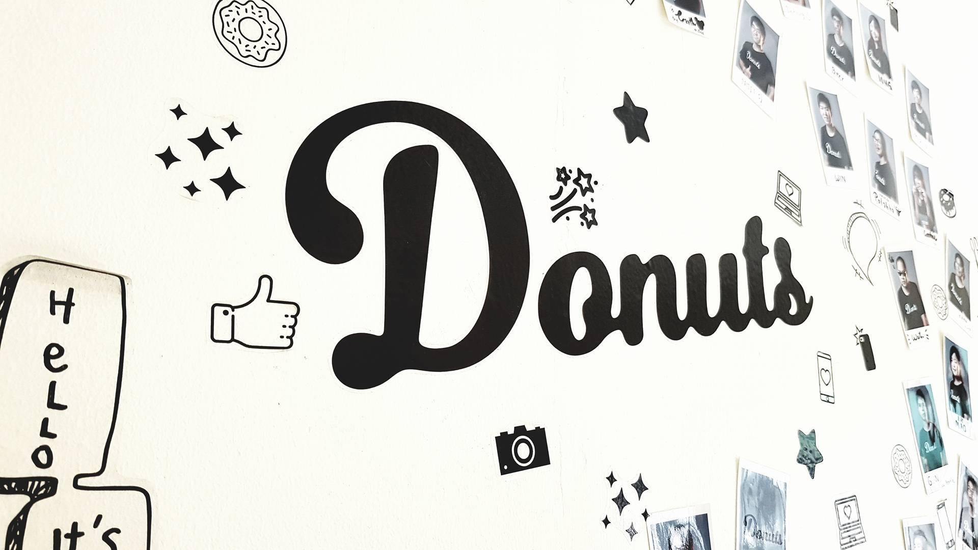 「Donuts bangkok」の画像検索結果